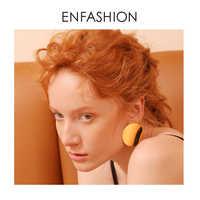 Boucle d'oreille cercle de rêve Enfashion boucles d'oreilles couleur or pour femmes boucles d'oreilles bijoux de mode Oorbellen Boucle d'oreille EB171042