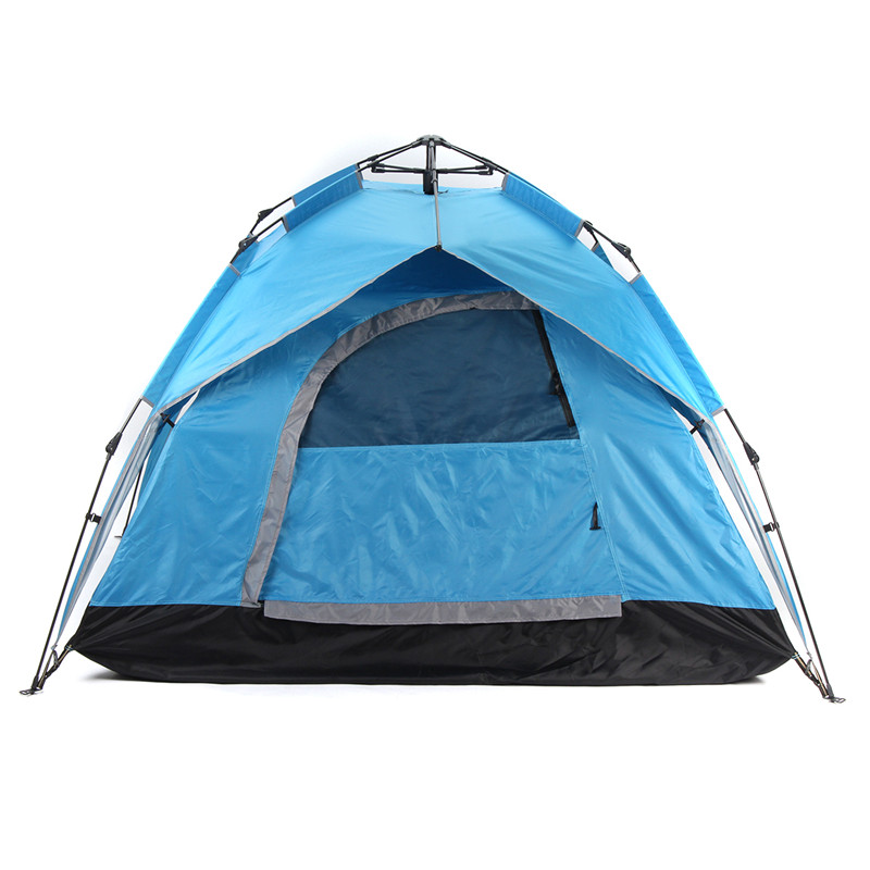 High Quality 3-4 persons  Camping Tent Multi-Functional Automatic Tent Outdoor Camping Beach With 8 Ground Nails 1000g 98% fish collagen powder high purity for functional food