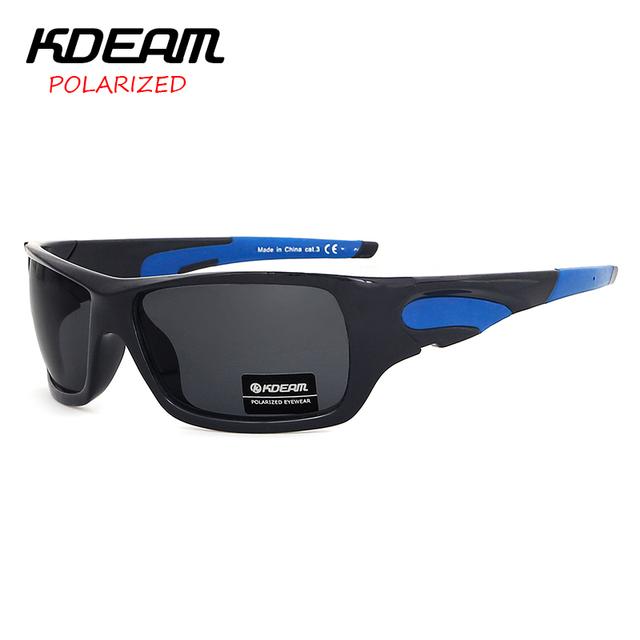 KDEAM KD9015 Polarized Sunglasses Mirror