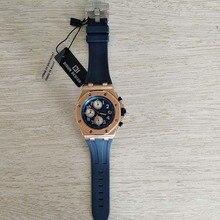 DIDUN мужские часы лучший бренд швейцарские часы мужчин из нержавеющей Сталь Кварцевые спортивные часы мужской в стиле милитари часы Водонепроницаемый