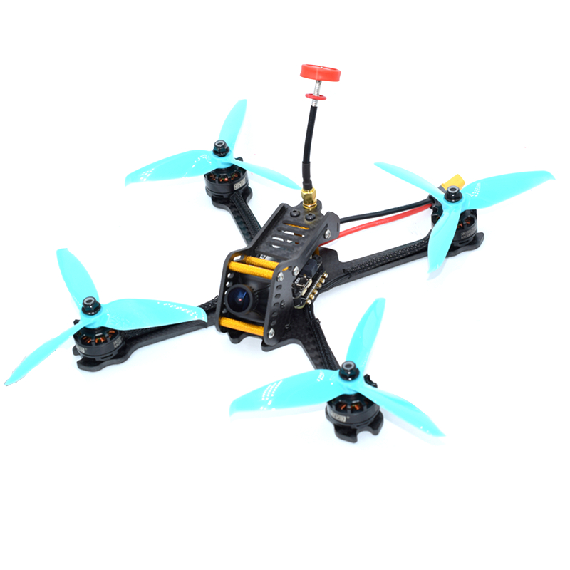 ARMOR220 220mm FPV Racing Drone w/ F4 48CH 200mW VTX 35A Dshot600 960H Camera PNP BNF DIY Assembly RC Modes Multicopter ecosystem ecology