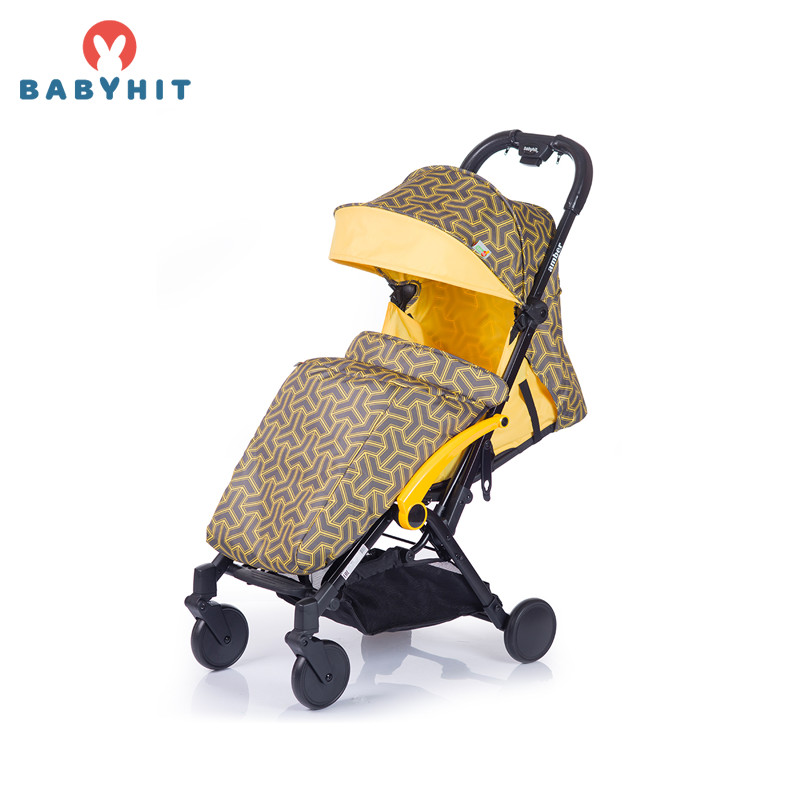 Lightweight Stroller  BabyHit AMBER, 7-36 months Kidstravel four wheels stroller babyhit travel air kidstravel