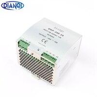 DIANQI Din rail power supply 240w 24V power suply 24v 240w ac dc converter dr 240 24 good quality