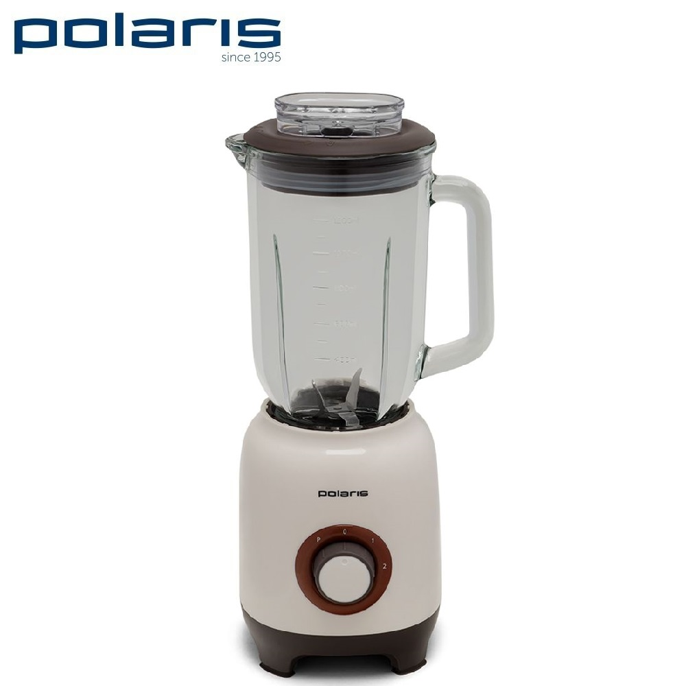 Blender stationary Polaris PTB 0205 Ivory White Blender smoothies kitchen Juicer Portable blender kitchen Cocktail shaker Chopper Electric Mini blender blender xp