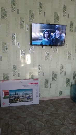 "Телевизор 32"" Telefunken TF-LED32S93T2S HD Smart TV"
