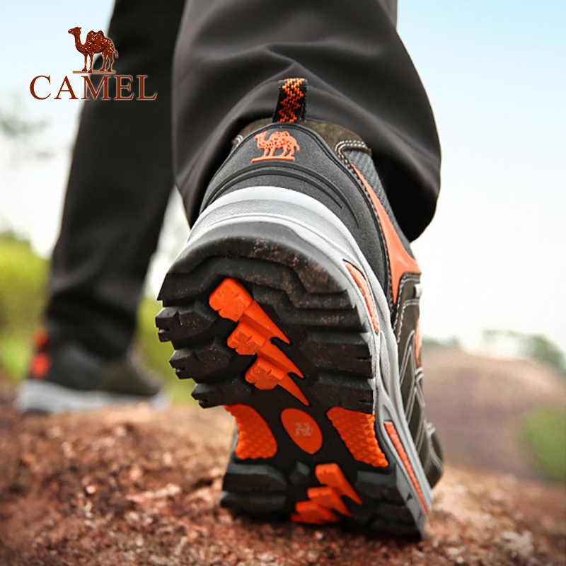 LẠC ĐÀ Người Đàn Ông Phụ Nữ Ngoài Trời Đi Bộ Đường Dài Giày Chống trượt Sốc Thoáng Khí Nam Nữ Cắm Trại Leo Núi Đi Bộ Đường Dài Sneakers