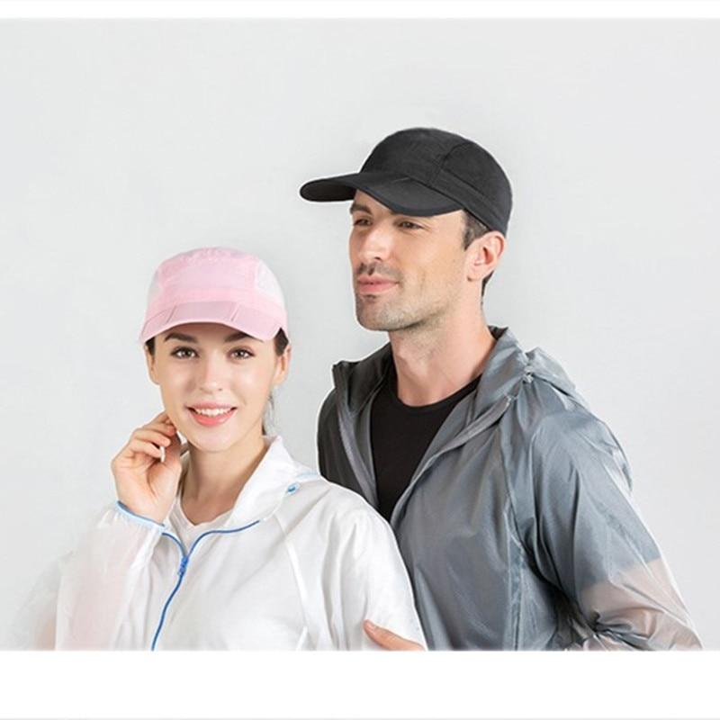 New Baseball Cap Snapback hat Summer Autumn casual lovers/' baseball cap quick drying Summer hat