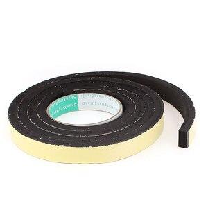Image 2 - X Autohaux 2M Long 20Mm X 10Mm Door Window Single Side Adhesive Foam Sealing Tape Strip