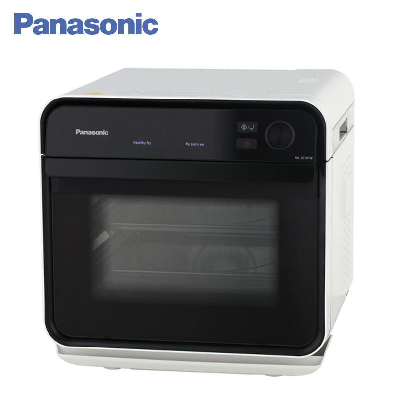 Panasonic NU-SC101WZPE Electric Oven Convection Baking Oven Hot air Fermentation Mini Oven Automatic Oven bakery with steam aroma 8 quart roaster oven