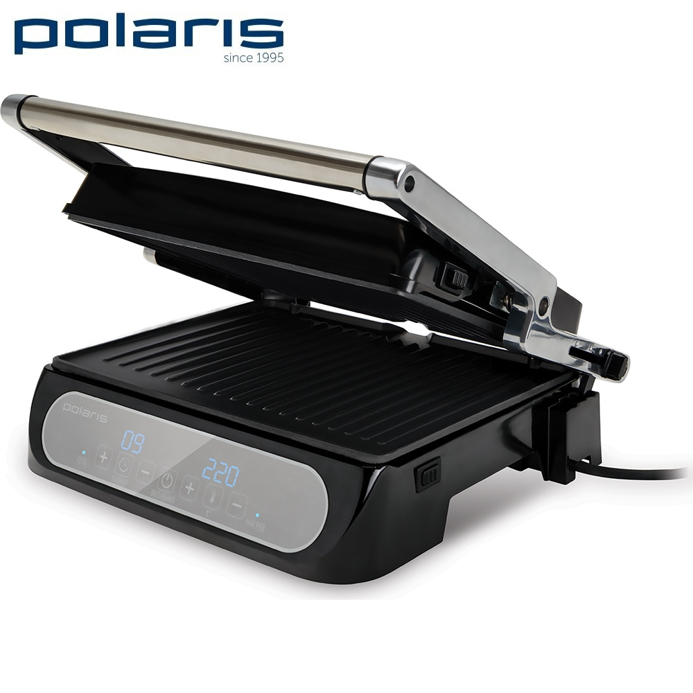 цена на Grill Press Polaris PGP 1102D Electrical Grill home kitchen appliances Lazy barbecue Grill electric