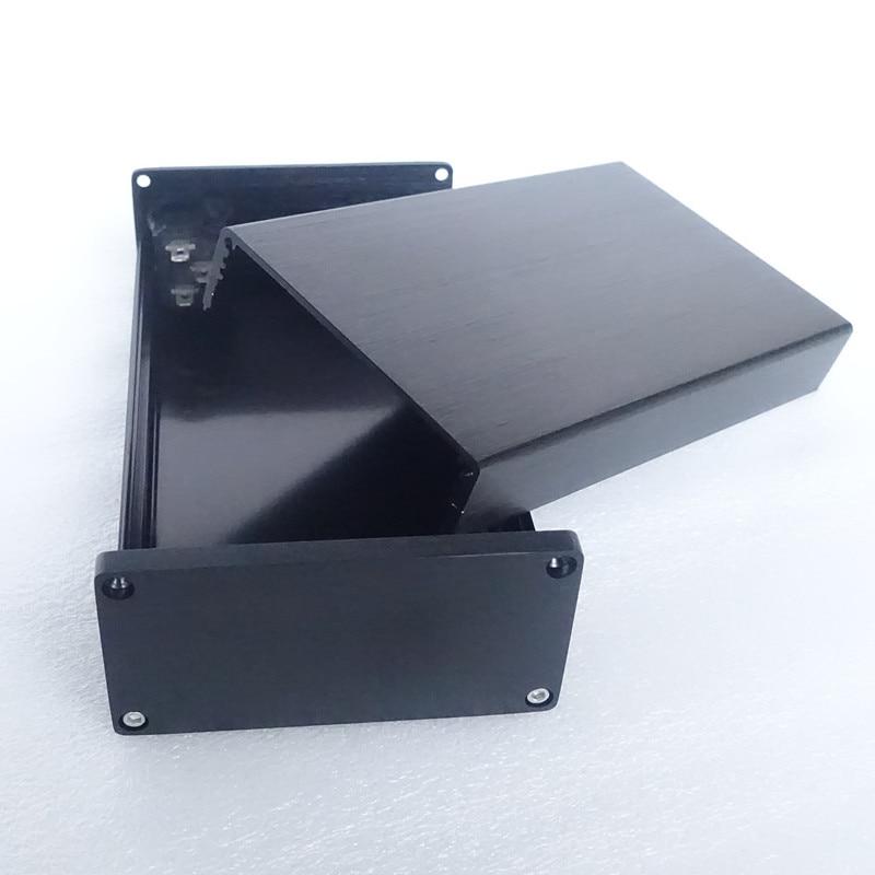 Brisa de Audio y weilaing de Audio de aluminio completo amplificador de Audio carcasa/Mini AMP/preamplificador/PSU chasis BZ0905