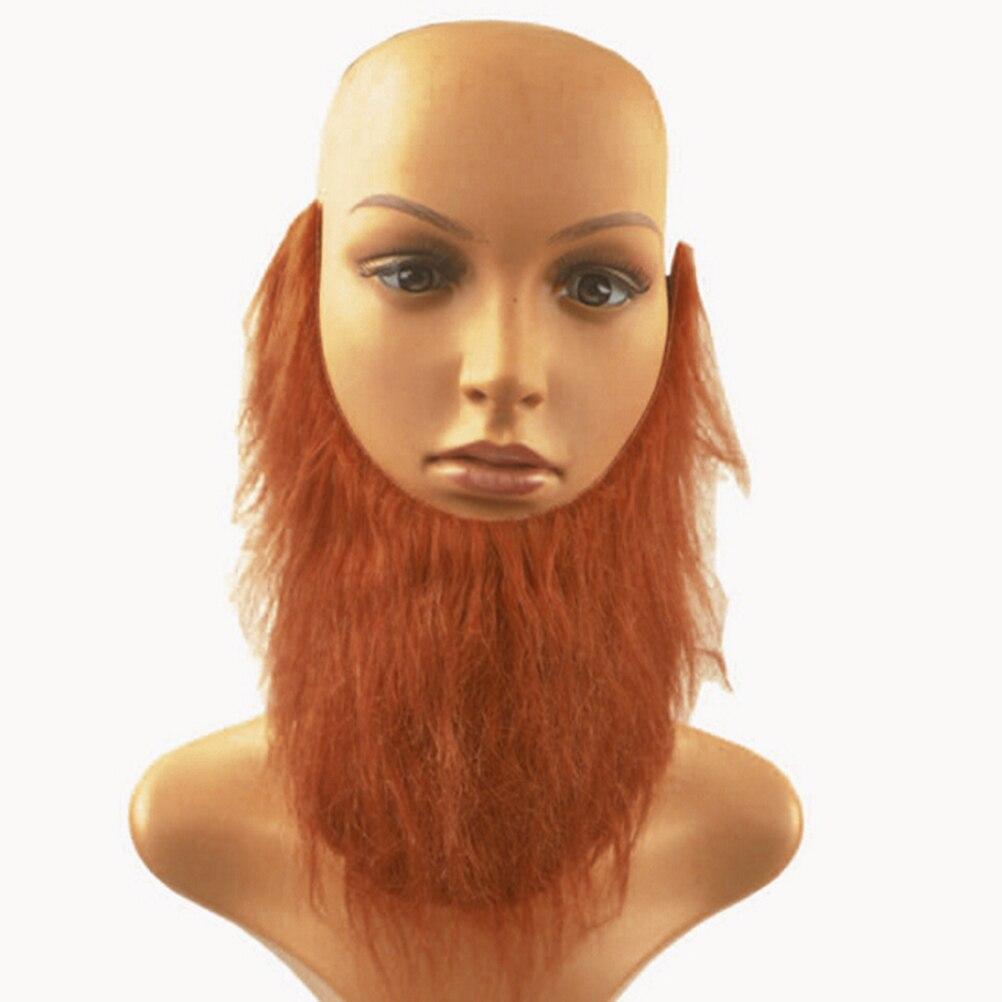 U Shaped Goatee Long Fake Beard...