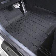 Для hyundai Sonata 2017-2019 резиновые коврики в салон 5 шт./компл. Rival 62807001