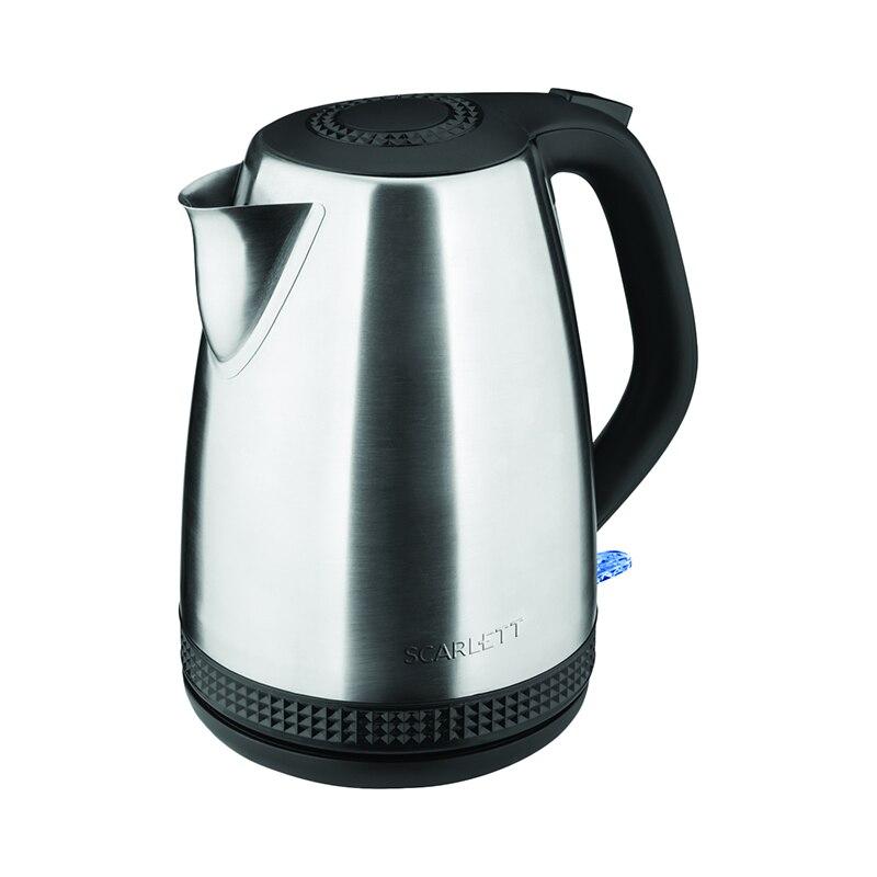 Electric Kettle SCARLETT SC-EK21S46 metal electric kettle philips hd9305 21 metal