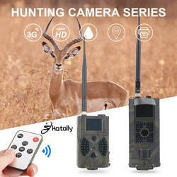 Skatolly Охота камера HC300M HC700G HC800M 3G gsm 1080 P фото ловушки инфракрасный ночное видение Wild Trail s Скаутинг Chasse