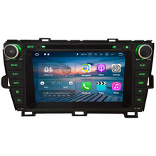 Android 7.1.2 2GB RAM Octa Core(16GB ROM 32GB ROM for choice) Car DVD Player Radio For Toyota Prius Left Hand DRIVING 2009-2015