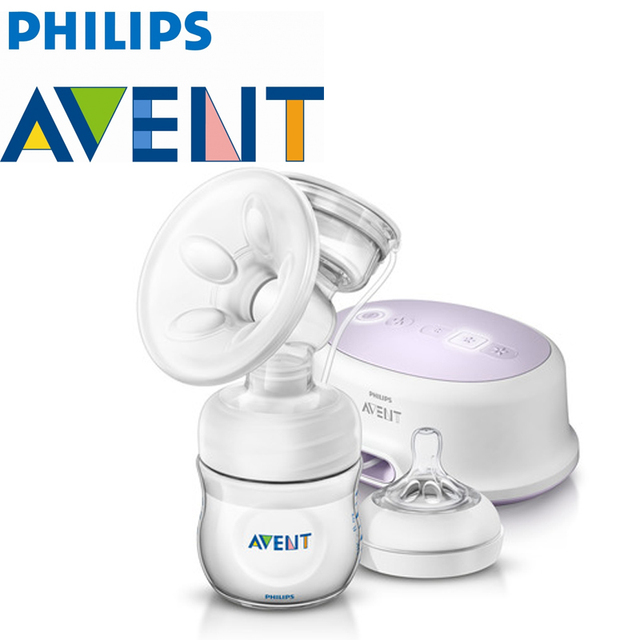 Electric breast pump Philips Avent Natural SCF332/01