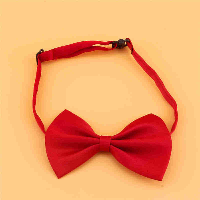 80f84709eddf ... Fashion Cute Pet Bowknot Tie Bow Tie Necktie Collar Pet Clothing Dog  Cat Puppy Tie ...