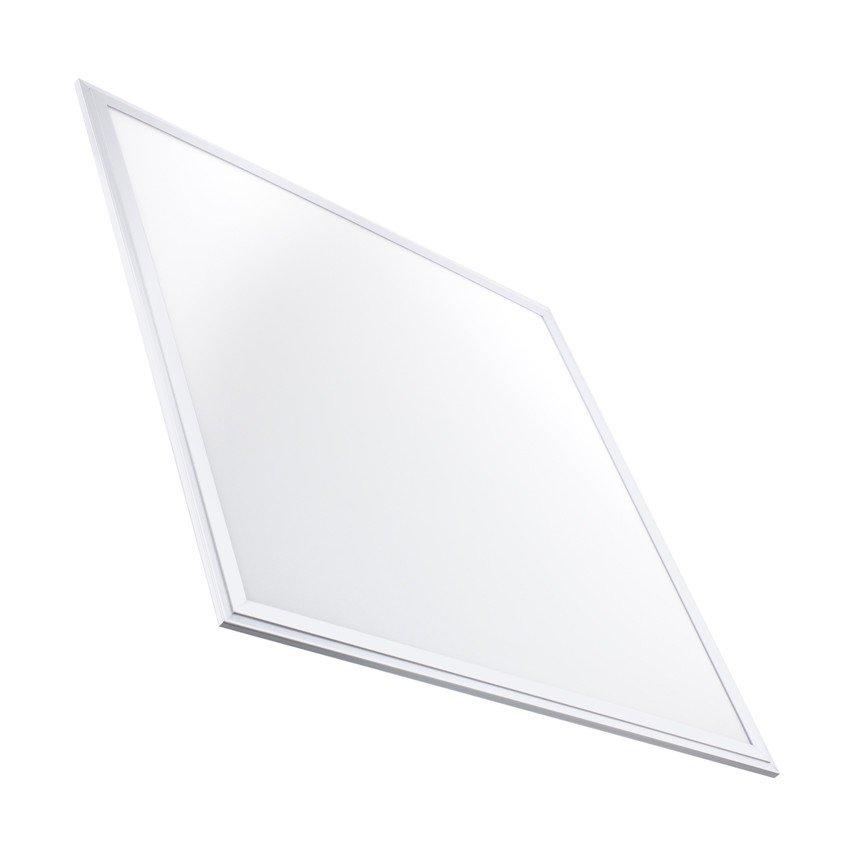 TECHBREY Panel LED Slimline 60x60cm 40W 2800lm LIFUD para Techo desmontable con driver incluido, Blanco Cálido, Neutro y Frío