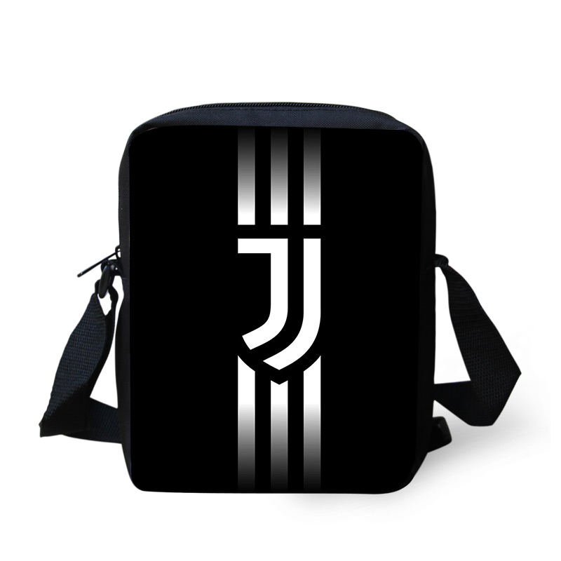 все цены на Juventus Bag school Handbags Messenger Bags Crossbody Bag mini Bookbag Schoolbag Daily Shoulder Satchel Casual Style