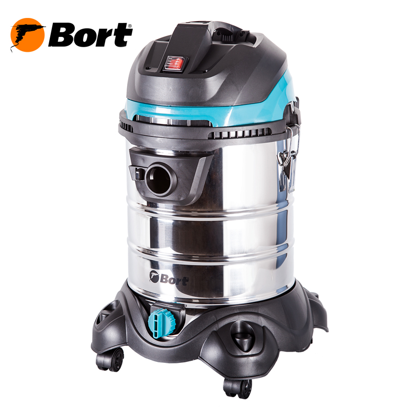 Vacuum cleaner for dry and wet cleaning BORT BSS-1425-PowerPlus
