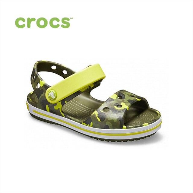 CROCS Crocband SeasonalGraphic Sdl K KIDS