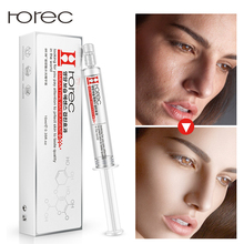 ROREC Anti-Wrinkle Hyaluronic Acid Injection Collagen Face Serum Liquid Tights Anti AgingFacail Essence Moisturizing Whitening недорого