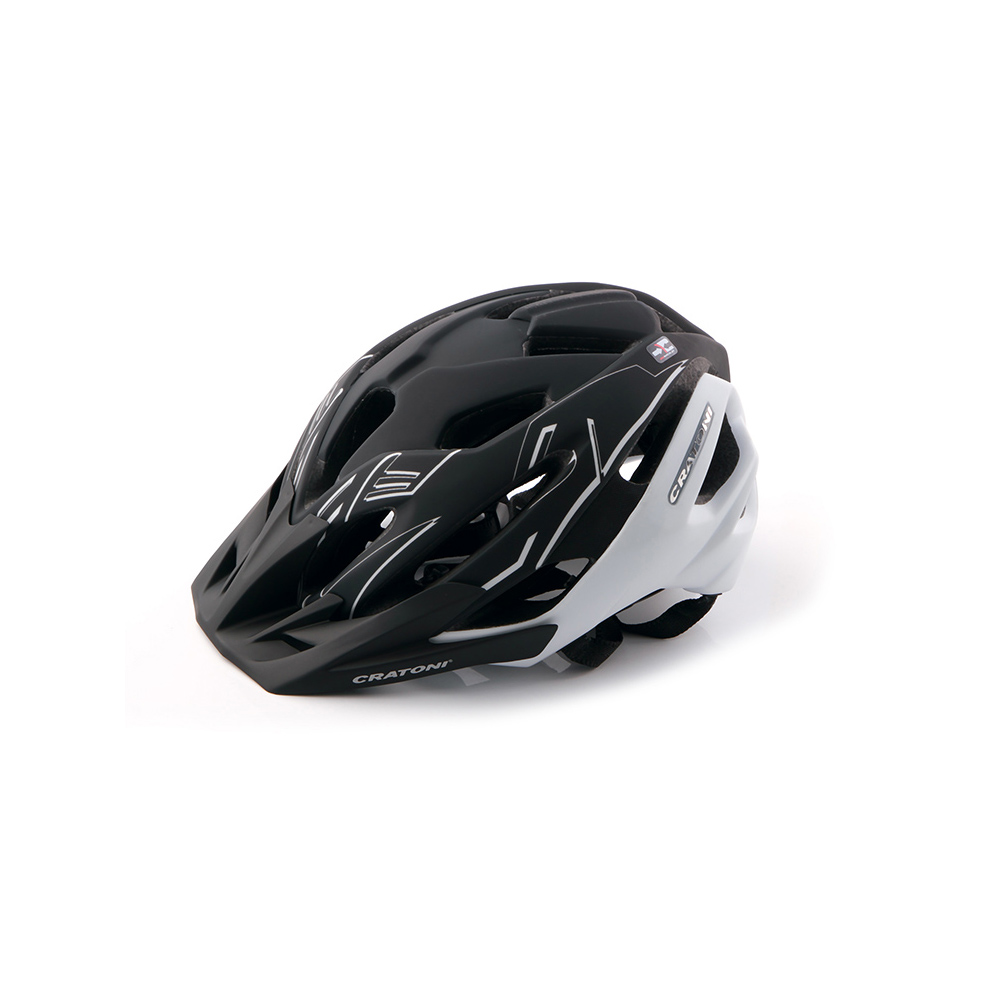 Helmet Cratoni Allround \ TITAN bicycle 20 holes outdoor sports cycling bike bicycle helmet w channeled vents red black