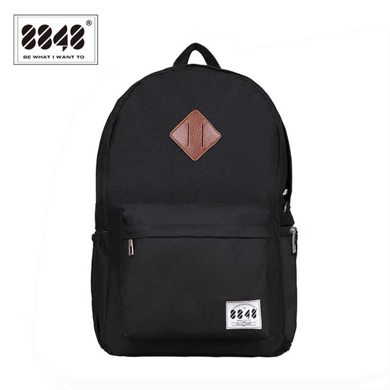 8848 New Backpacks for Men with USB Charging & Anti-Theft Laptop Rucksacks Male Water Resistant Bag Fit Under 15.6 Inch S15004-5