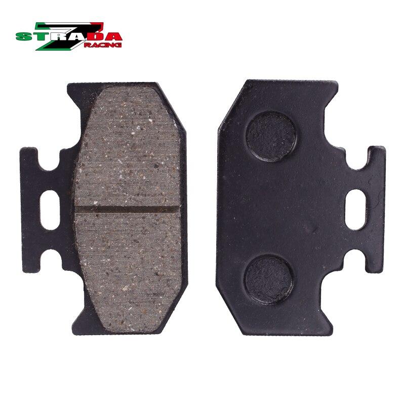 Задние Тормозные колодки дисковые колодки диски для YAMAHA TTR250 ТТК DT250 части мотоцикла