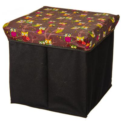 31x31x31 cm foldble ottoman modern stool for home and garden mini chair up to 80 kg 465-15531x31x31 cm foldble ottoman modern stool for home and garden mini chair up to 80 kg 465-155
