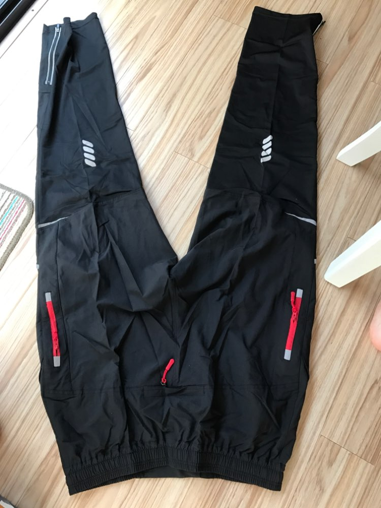 WHEEL UP Spring Autumn Men Cycling Pants Long Sport Bike Pants Quick Dry Anti-sweat Breathable Bicycle Trousers Cycling Clothing