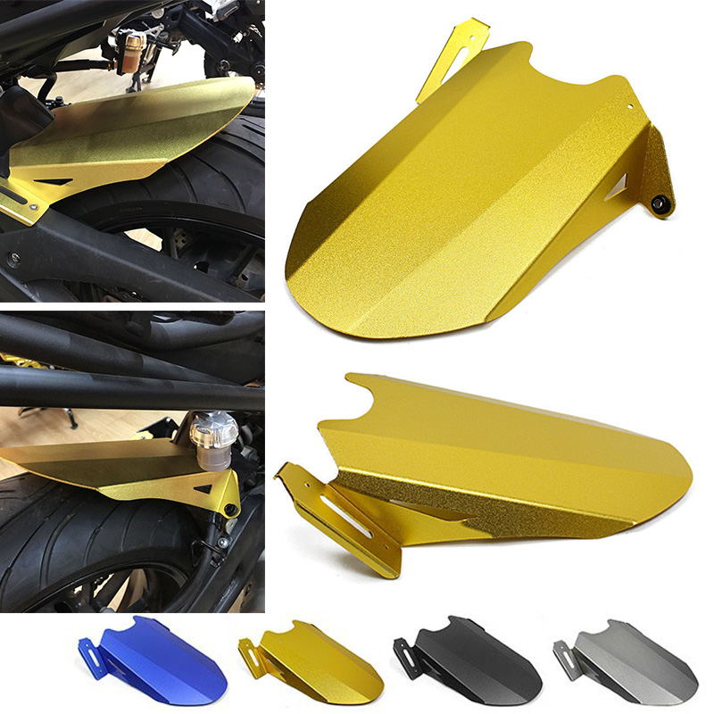 Motorcycle Accessories Rear Hugger Fender Mudguard Fairing Cover Protector For 2014-2018 Yamaha FZ07 MT07 MT FZ 07 2015 2016