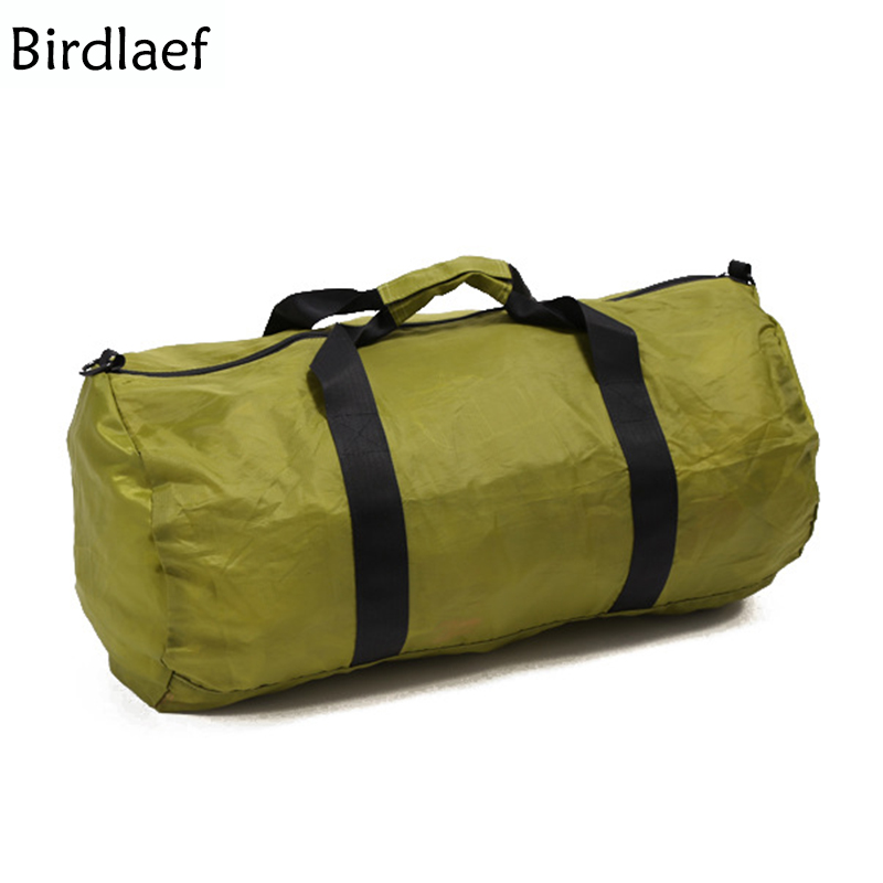 Birdlaef Male Travel Oxford Bags Tote Shoulder Travel Bag Portable Men Handbags Big Weekend Bag Women Waterproof Duffle Bag travel oxford tinfoil insulated cooler thermal picnic lunch bag waterproof tote lunch bag for kids adult popular