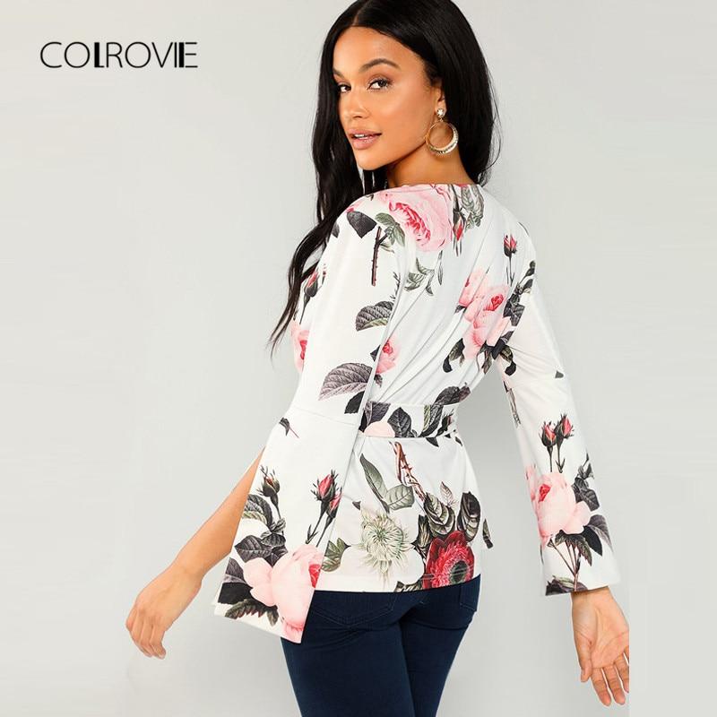 0d2b4394edb COLROVIE-Bloemen-Split-Mouwen-Gordel-Sexy-Blazer-Office-Dames-Lange-Mouwen-Wrap-Jas-Vrouwen-Herfst-Elegante.jpg