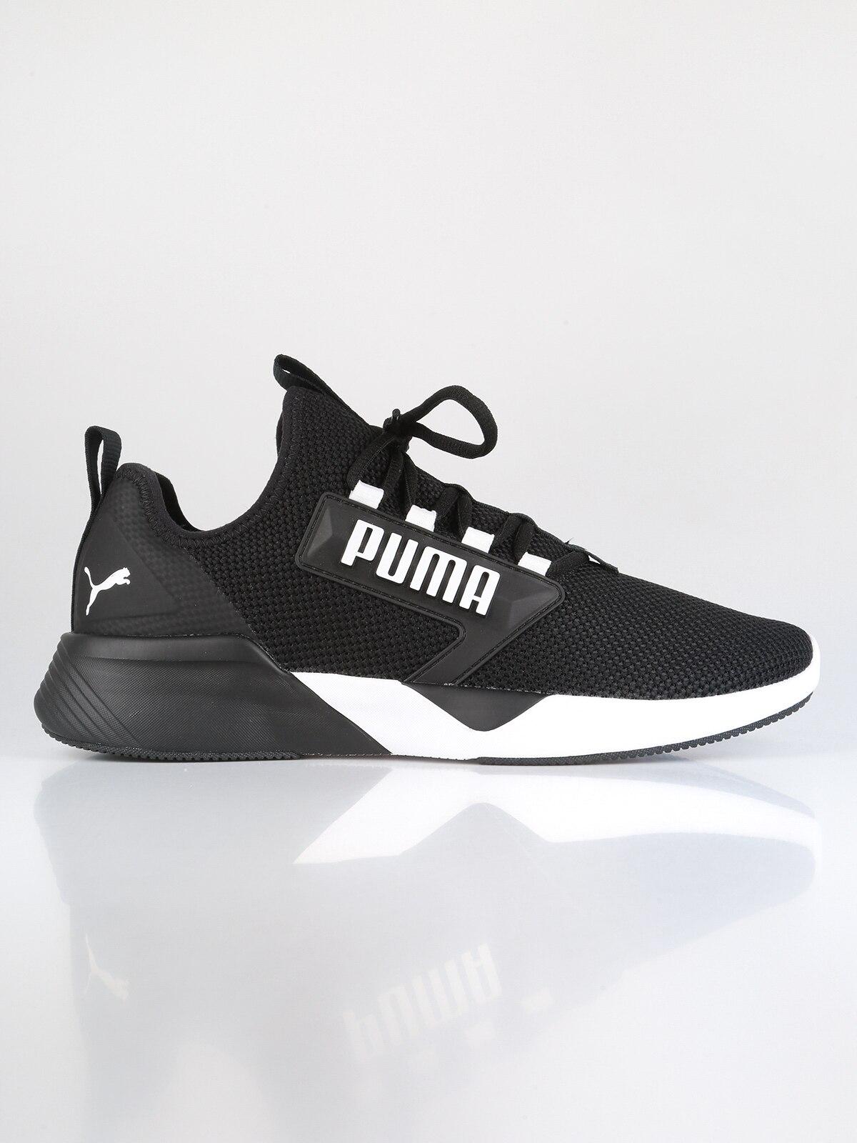 PUMA Retaliate black sneakers|Fitness
