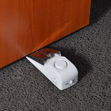 Upgraded Door Stop Alarm -Great for Traveling Security Door Stopper doorstop Safety Tools for Home & Safety door closer online shopping-the world largest safety door ... pezcame.com