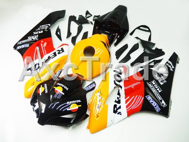 Motorcycle Fairings For Honda CBR1000RR CBR1000 CBR 1000 RR 2004 2005 ABS Plastic Injection Fairing Bodywork Kit Black Repsol Co
