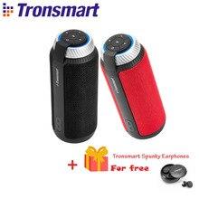 Tronsmart Element T6 Bluetooth динамик 25 Вт портативный динамик Bluetooth 4,1 мини динамик открытый Саундбар для музыки MP3 плеер