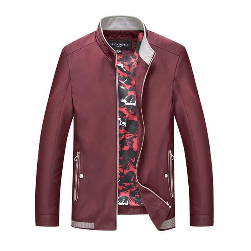 Plus size 9XL 8XL 7XL 6XL 5XL 4XL New 2018 Jacket Men Fashion Casual Loose Mens Jacket Bomber Jacket Mens jackets and Coats ...