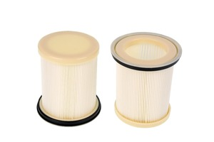 Image 1 - Vacuum Cleaner Hepa Filter For Arnica Hydra / Hydra Rain / Hydra Rain Plus / Bora 3000 / Bora 4000 / Bora 5000 x 2 Pieces   BF83