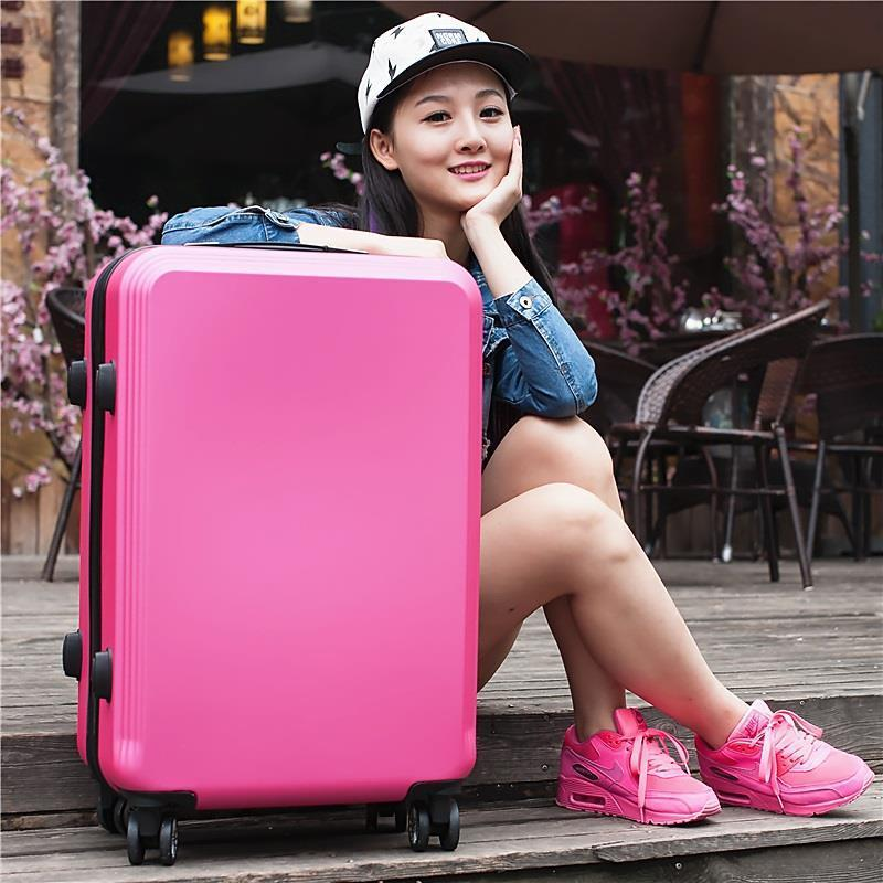 Envio Gratis Kom Rodinhas Bär på Bavul Valigia Väska Valiz Maleta - Väskor för bagage och resor - Foto 2