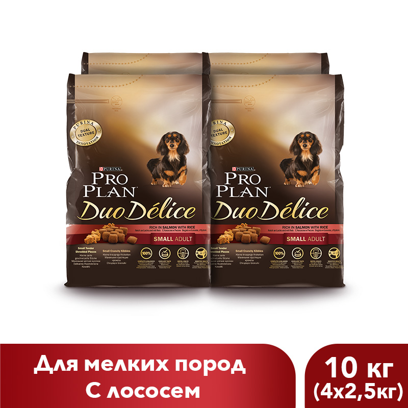 Dry food Pro Plan DUO DELICE for adult dogs of small and dwarf breeds with salmon and rice, 10 kg. paladin small flames pro bike cycling jerseys roupa ciclismo breathable racing bicycle cycling clothing quick dry sportswear