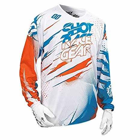 2018 Motocross wyścigi górski rower zjazdowy z długimi rękawami koszulka rowerowa DH MX RBX MTB odzież wyścigowa Off-road Motocross Jersey m