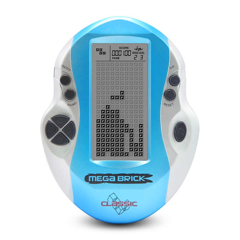 Built-in 26 game Big screen tetris game small handheld classic nostalgic student puzzle game console handheld game player