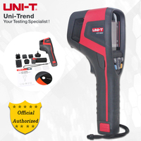 UNI T UTi160V Thermal Imager; 20C to 350C Industrial Inspection Thermographic Thermometer, USB/Mobile APP Communications