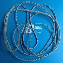 Courroie de synchronisation pour Cp642me FUJI Chip mount, bande transporteuse blanche Wqc5591, pièce de rechange SMT de 3250mm