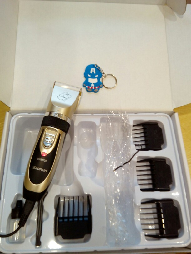 DIY Pet Grooming Hair Trimmer & Clipper photo review
