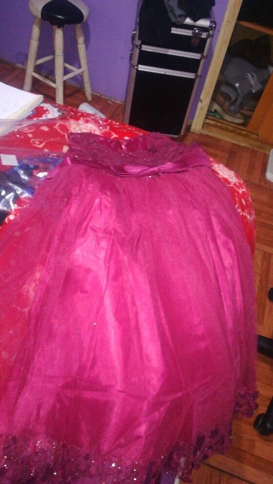Kids Infant Girl Flower Petals Dress Children Bridesmaid Toddler Elegant Dress Vestido Infantil  Formal Party Dress Wine red