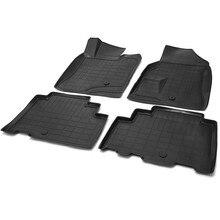 Для Opel Antara 2011-2015 3D коврики в салон 4 шт./компл. Rival 14201001
